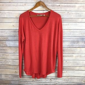 Athleta Cloudlight Relaxed Long Sleeve Top Size M